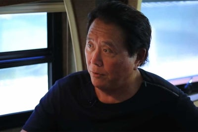 Nearly 20 Years After 'Rich Dad, Poor Dad,' Robert Kiyosaki Says We're...