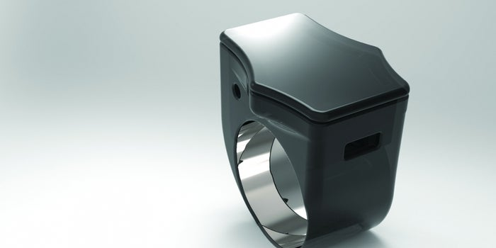 B'Ring It On - Wearable Ring Technology is Changing the Gaming Community