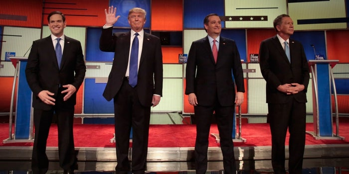 Breaking Down the Tactics and Tools the Presidential Candidates Are Using