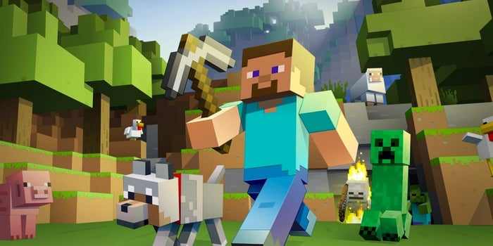 Microsoft Using Minecraft to Teach its AI to Learn