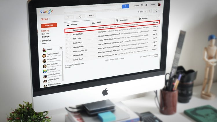 Google's 'Smart Reply' Feature Arrives on Desktops Today