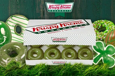 Go Green With These St. Patrick's Day-Themed Foods -- Start Up Your Da...
