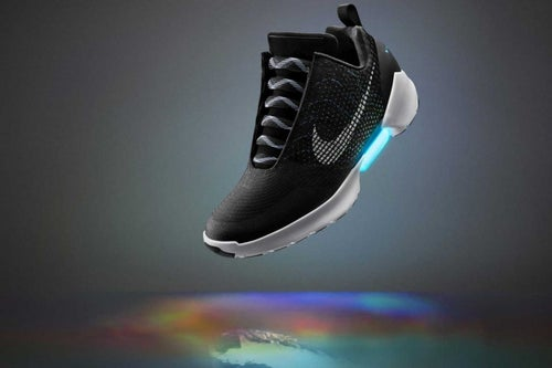 We Finally Know When We Can Get Our Hands on Nike's Self-Lacing Sneakers