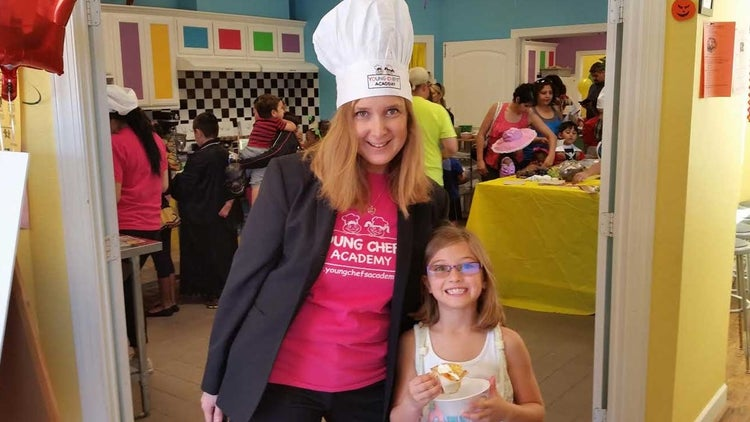 This Franchisee Is Cooking up Some Lessons in Life for Her Young Clientele