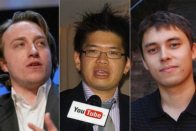 YouTube's Co-Founder Just Made a $1.65 Billion Case for the Early Pivo...