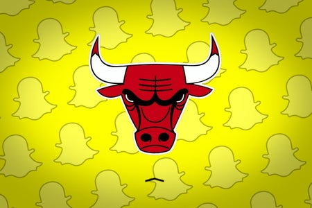 How the Chicago Bulls Used Snapchat to Instantly Connect With Fans Around the World
