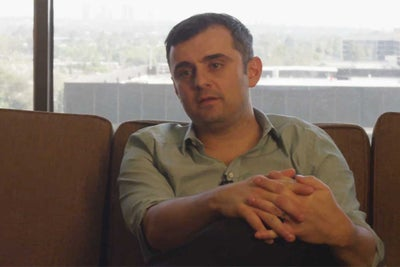 Gary Vaynerchuk Says True Entrepreneurs Enjoy the Process More Than th...