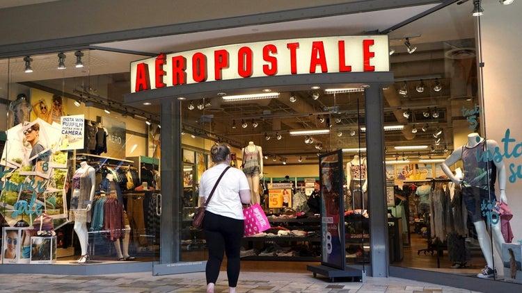 Suffering Major Losses, Aeropostale to Explore Strategic Alternatives, Including Sale