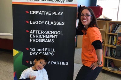Ohio Woman Leaves a Career on Campus to Make Learning Fun With Legos a...