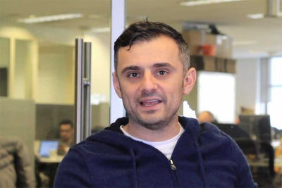 Gary Vaynerchuk Says the Key to Lasting Success Is Practice. Period.