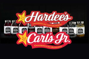 Hardee's, Carl's Jr., to Introduce Midnight Moonshine Burger Tomorrow