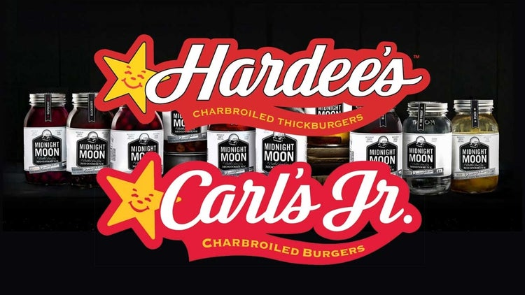 Hardee's, Carl's Jr., to Introduce Midnight Moonshine Burger Tomorrow