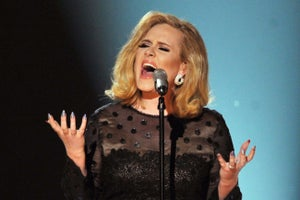 Adele Latest Celeb to Be Hacked, With Private Photos Online