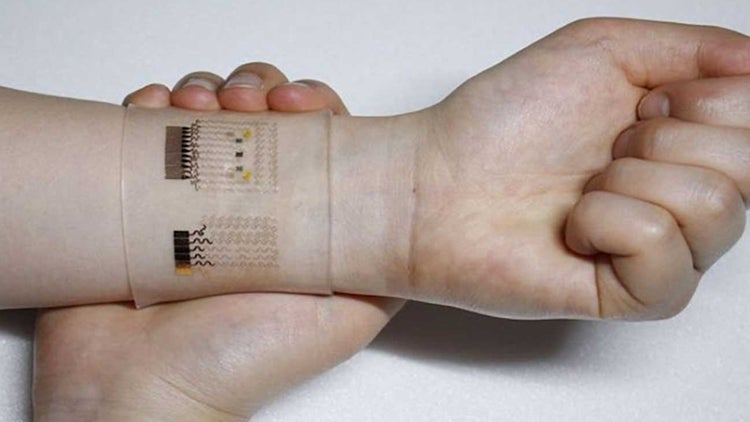 This Wearable Made From Graphene Could Help Regulate Diabetes