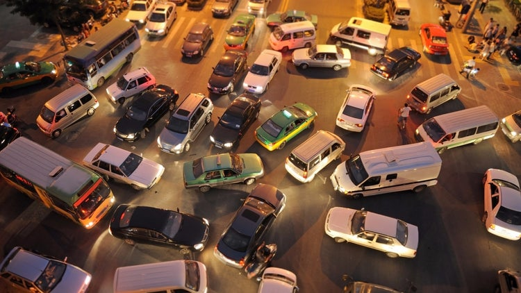 These Cities Have the Worst Rush Hour Traffic