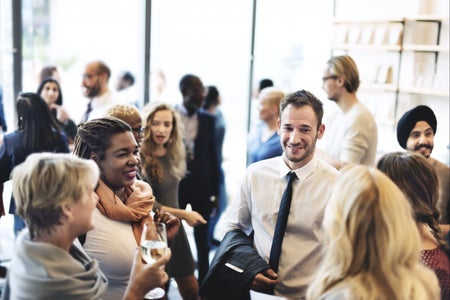 How Much Time Should You Spend Networking?
