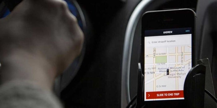 Meet the Secretive Startup Trying to Steal Uber's Top Drivers