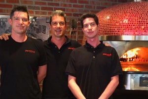 California Restaurant Industry Vet Finds a New Persona at Cutting-Edge Pizza Place