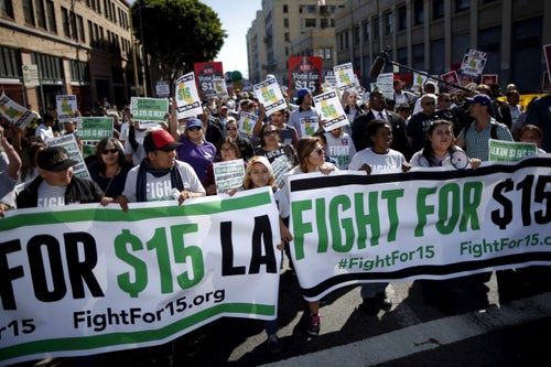 California's Minimum Wage Hike Puts Business Community at Risk