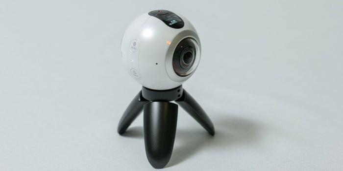 Samsung Unveils Gear 360