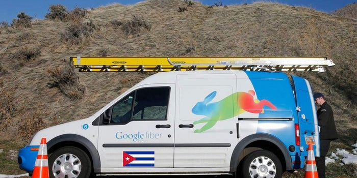 Google Fiber Now Offers Phone Service