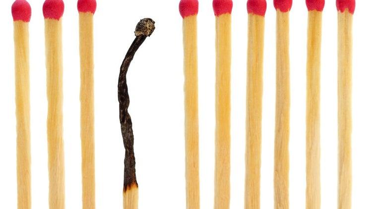 """Emprendedor: 5 señales de que te """"estás quemando"""""""