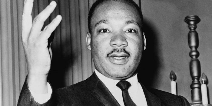 Lecciones de liderazgo de Martin Luther King