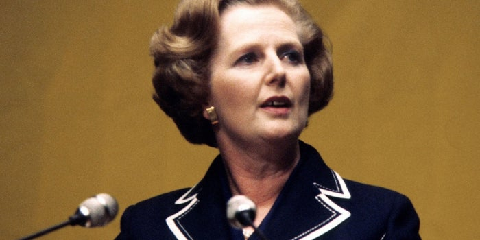 Taking Cue From The Dynamic Leadership Of Margaret Thatcher