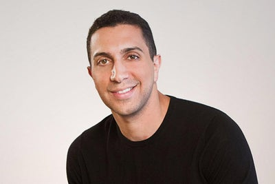 Tinder's Sean Rad: Be Real, Be Vulnerable and Confide in Your Co-Worke...