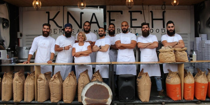 Palestinian Entrepreneurs In Australia Hit The Sweet Spot With Knafeh
