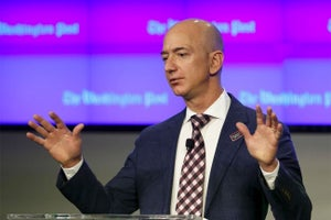 Bezos Defends Amazon's Company Culture in Letter to Shareholders