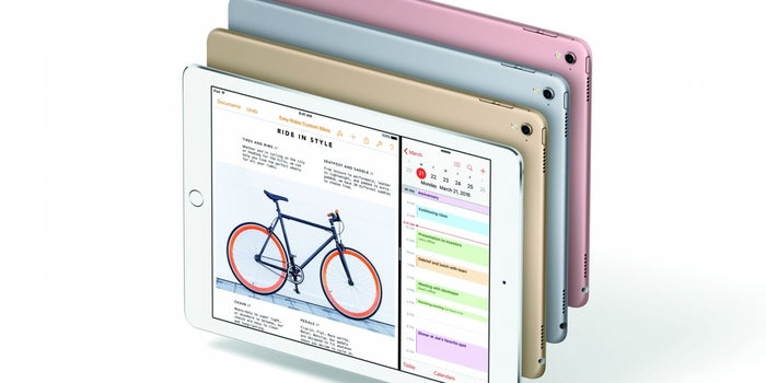 The Heavyweight: Apple's New iPad Pro