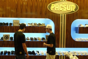Teen Retailer Pacific Sunwear Files for Bankruptcy Protection