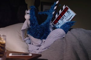 Apple Takes You 'Behind the Scenes' of its Cookie Monster Siri Ad