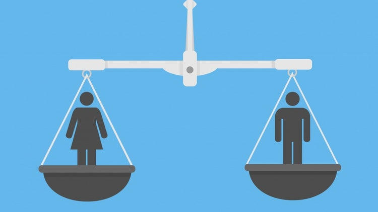 the discrimination of feminism and gender equality in our developed society