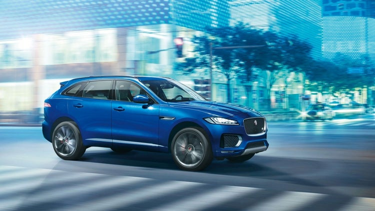 Jaguar Land Rover Launches Tech Venture to Test Car-Sharing