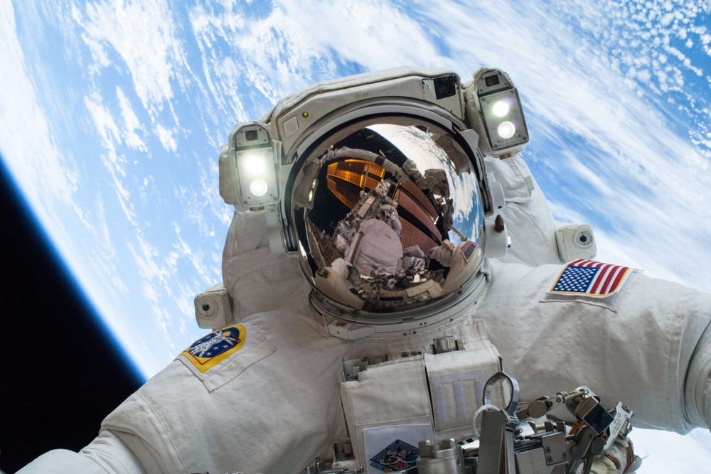 From Space to the Super Bowl, 10 of the Wildest Selfies of All Time