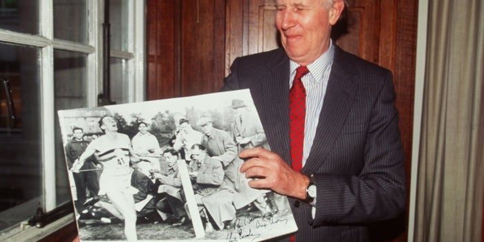 Facing All-Encompassing Doubt, Roger Bannister Still Broke the 4-Minute Mile. You Too Must Believe in Your Strengths.