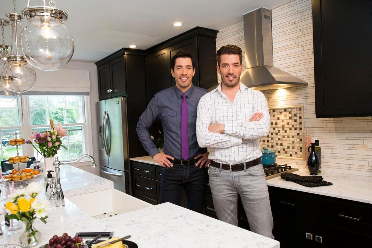 How The Property Brothers Built Up A Real Estate And