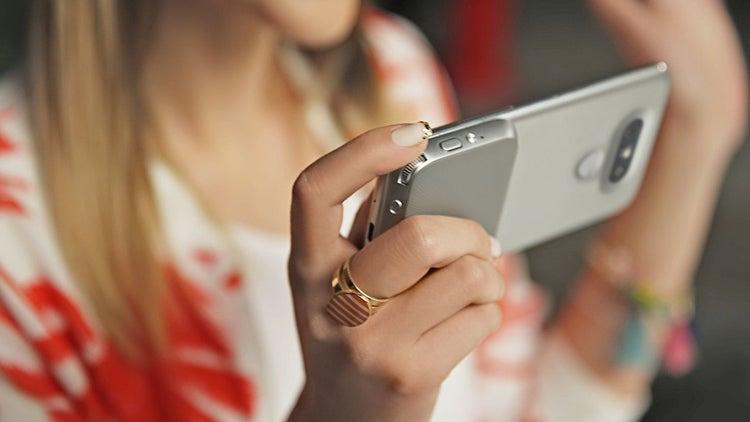 LG Introduces Modular G5