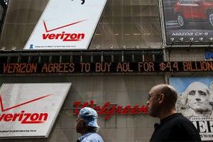 Verizon a Favorite in Upcoming Yahoo Bid