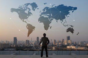 My Business Gets Referrals From All Over the World --- Here Are 4 Strategies for Building a Global Network