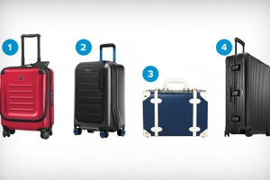 Business Travel Awards 2016: The Best Luggage For 4 Different Needs