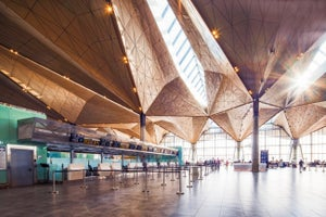 Business Travel Awards 2016: Best Terminal Design