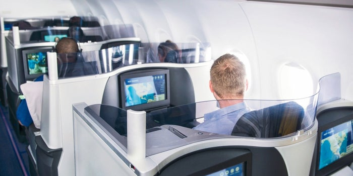 Business Travel Awards 2016: Best In-Flight Entertainment