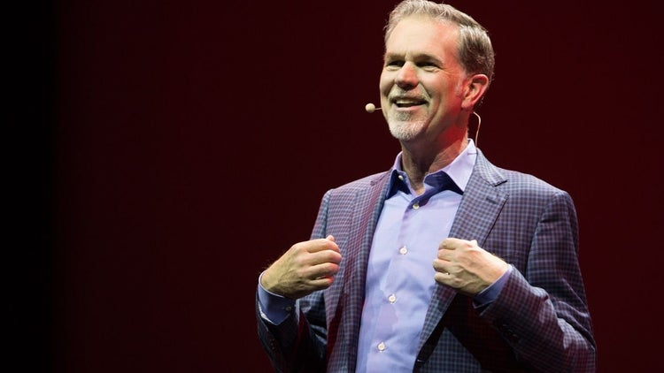 Netflix CEO Reed Hastings On The Future Of Streaming, Competition and More
