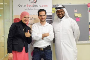 QatarBestDeals.com Founders Say The Time Is Right For More Customer Options In Qatar