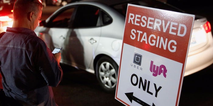 Business Traverlers' Appetite for Uber And Lyft Continues to Grow