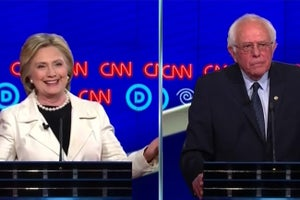 Check Out Bad Lip Reading's Hilarious New Video 'Bernie & Hillary'