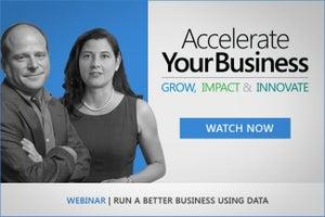 Run a Better Business Using Data